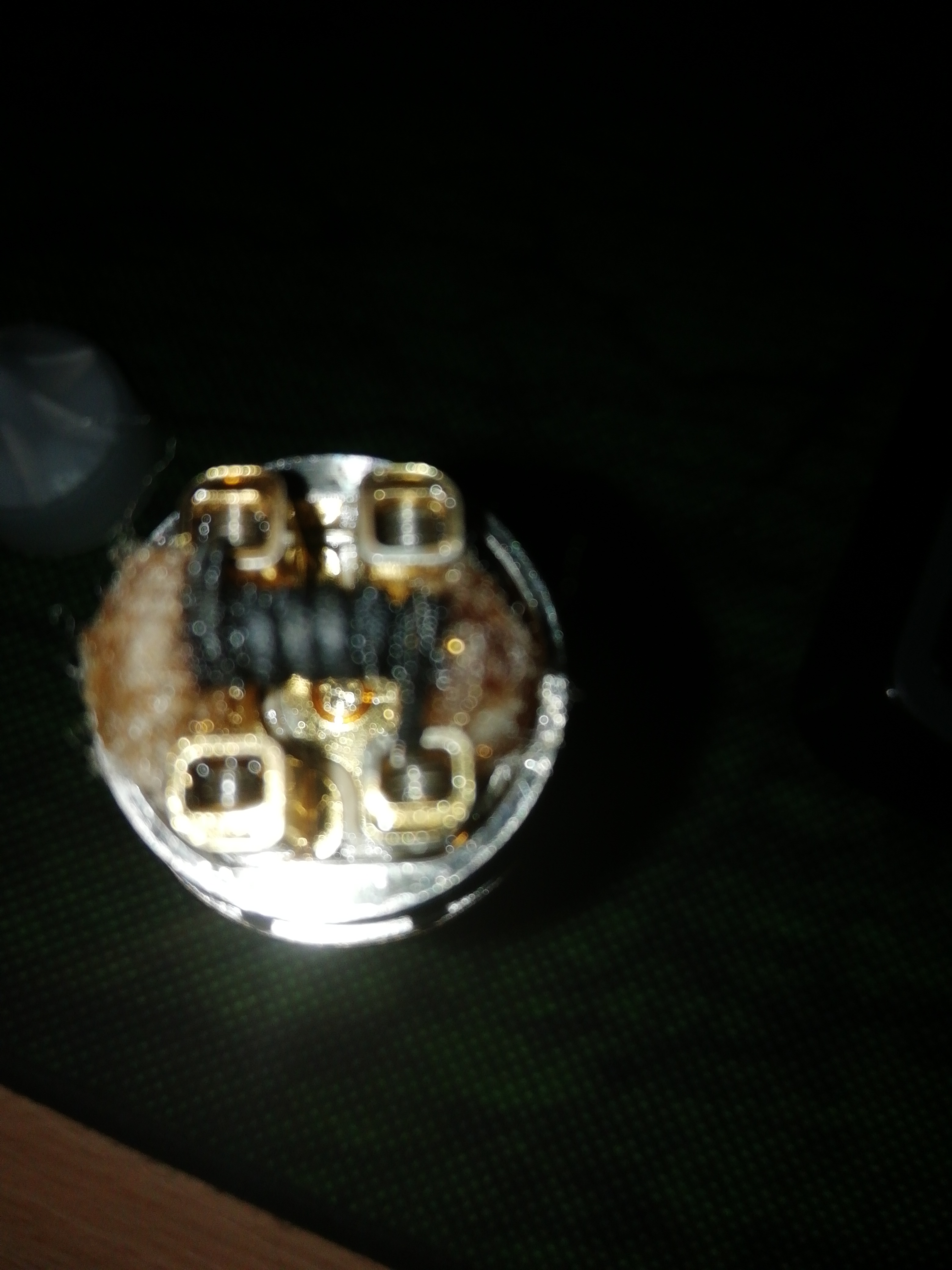 drop RDA single coil build | Vaping Forum - Planet of the Vapes