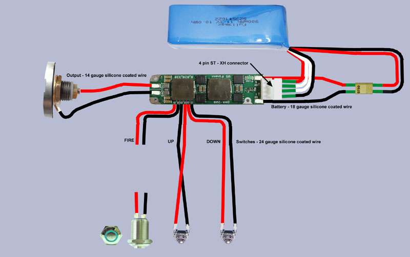 Newbie Mod Wiring Question   Vaping Forum - Planet of the Vapes on led bulb diagram, led connection diagram, led switch cover, led rocker switch diagram, how a rheostat works diagram, led switch circuit, led diagram diagram, resistor diagram, led direction diagram, simple led circuit diagram, led flashlight diagram, led switch lights,