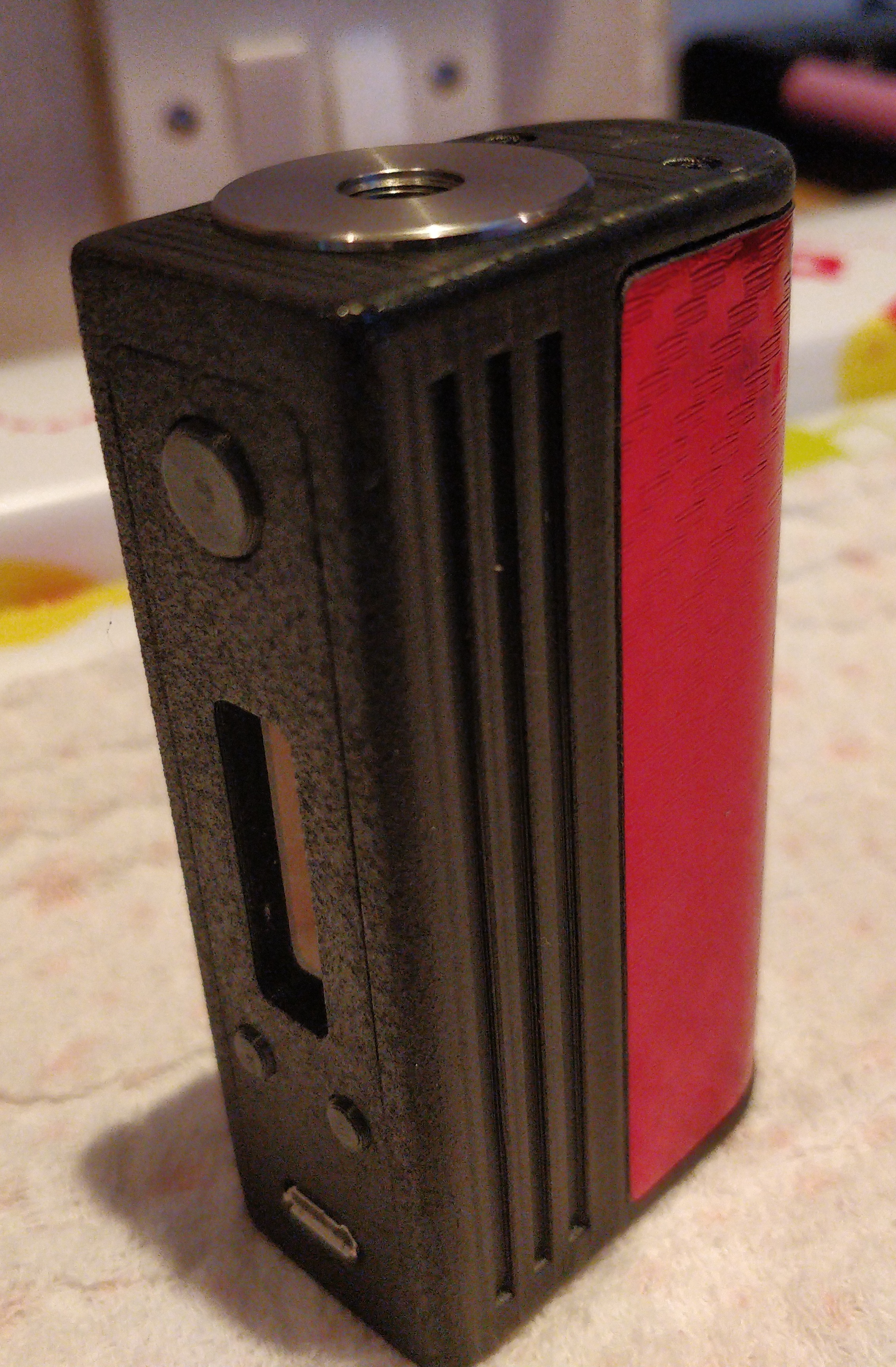 Another 3d printed mod | Vaping Forum - Planet of the Vapes