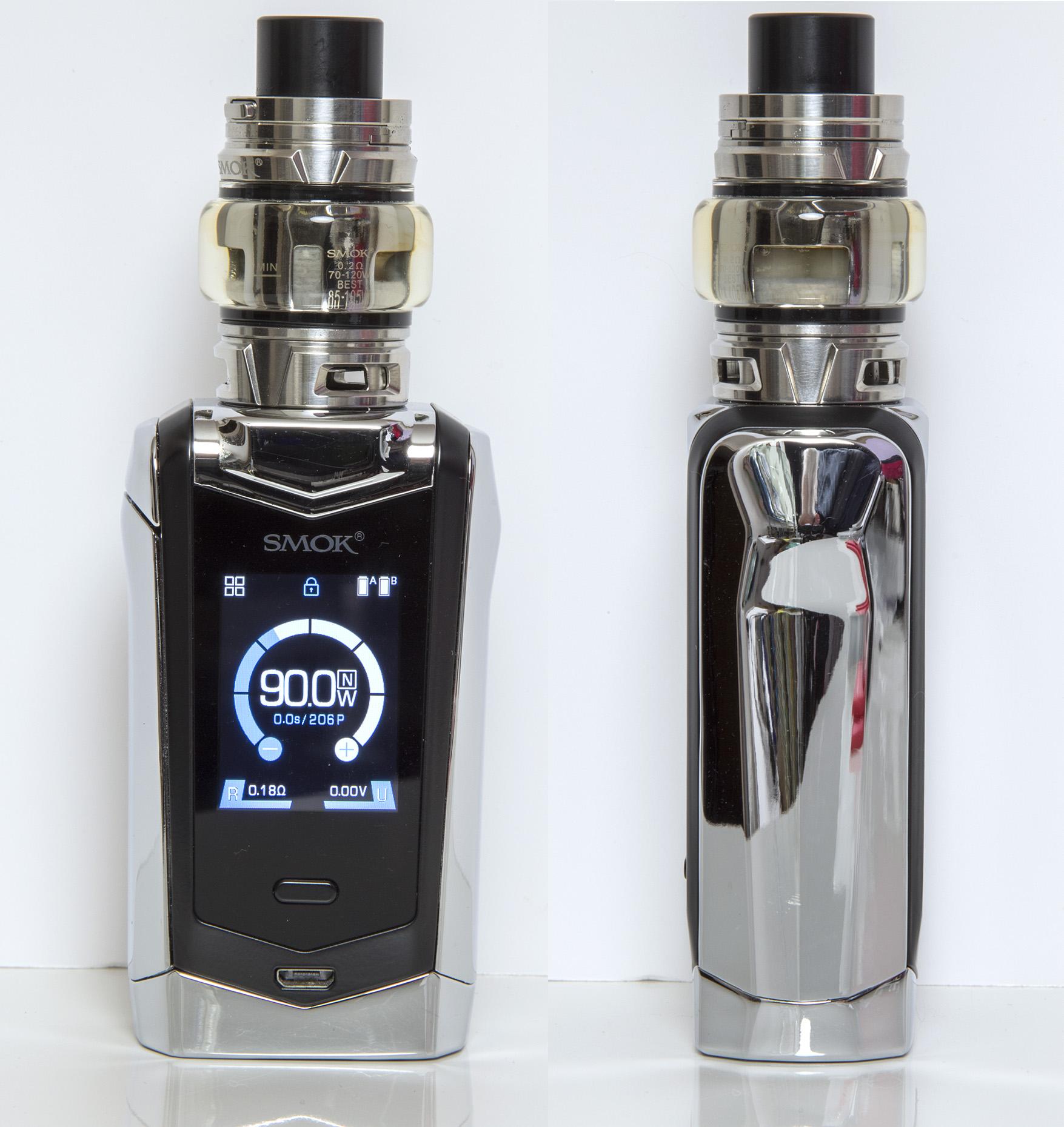 SMOK SPECIES 230W TOUCH SCREEN KIT + Upgrade | Vaping Forum