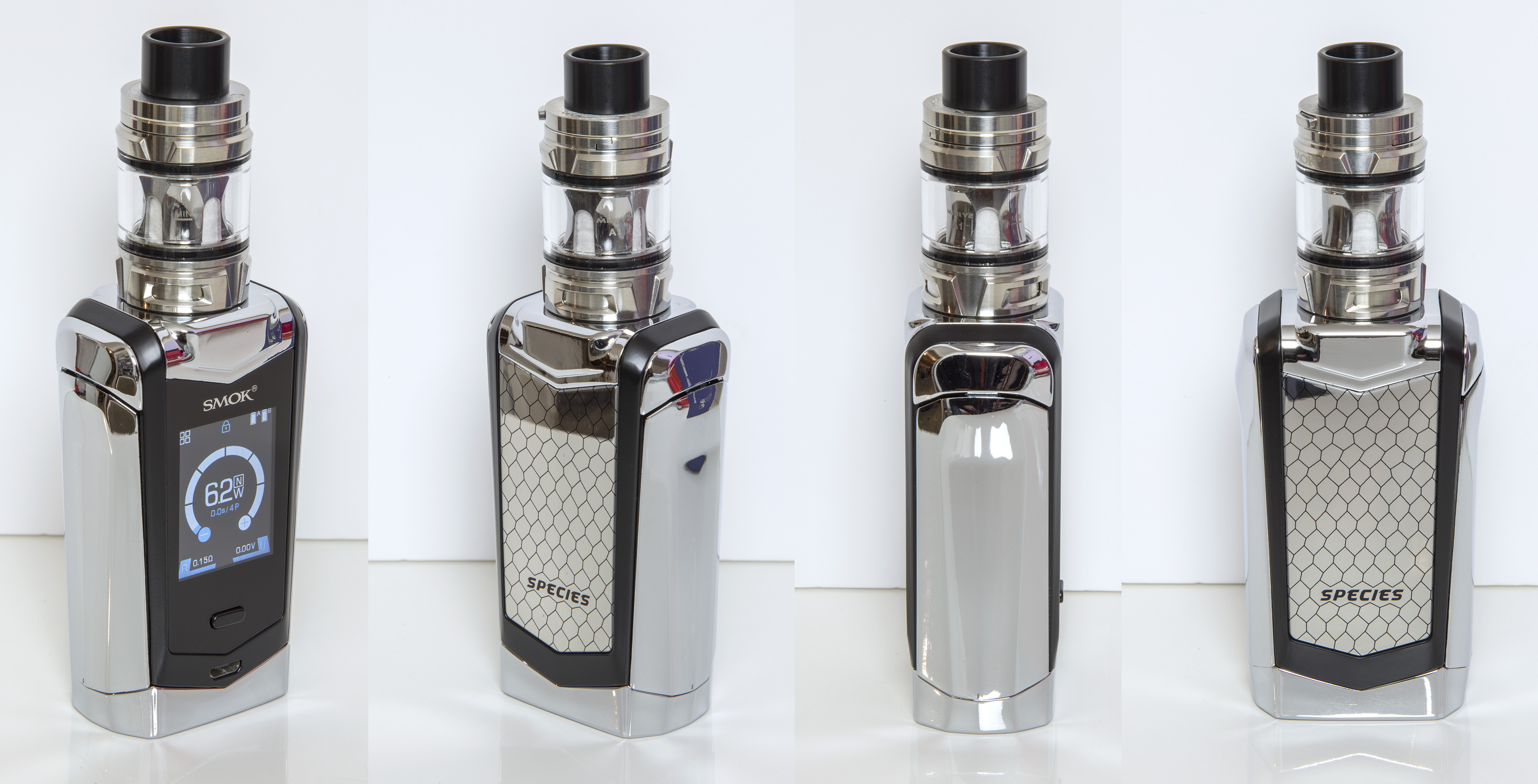 SMOK SPECIES 230W TOUCH SCREEN KIT + Upgrade | Vaping Forum - Planet