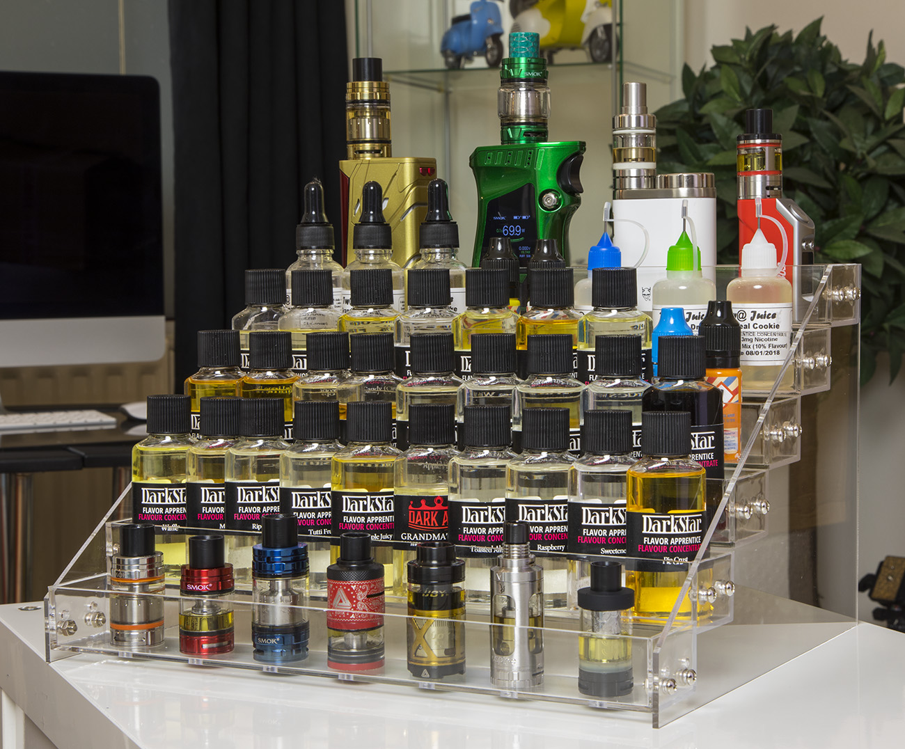 How To - DIY Tank Stand / Vape stand MkII | Vaping Forum