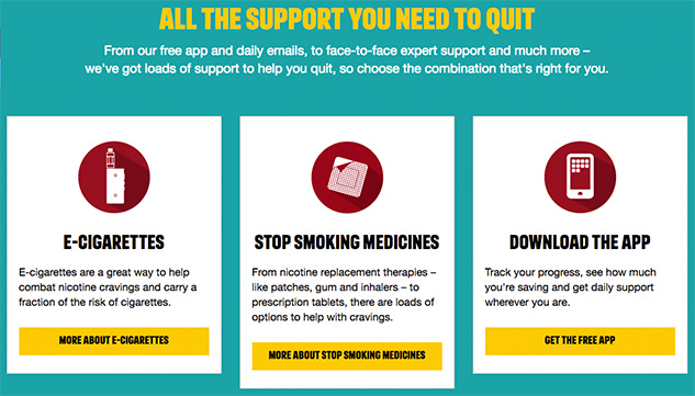putting vaping first for stoptober
