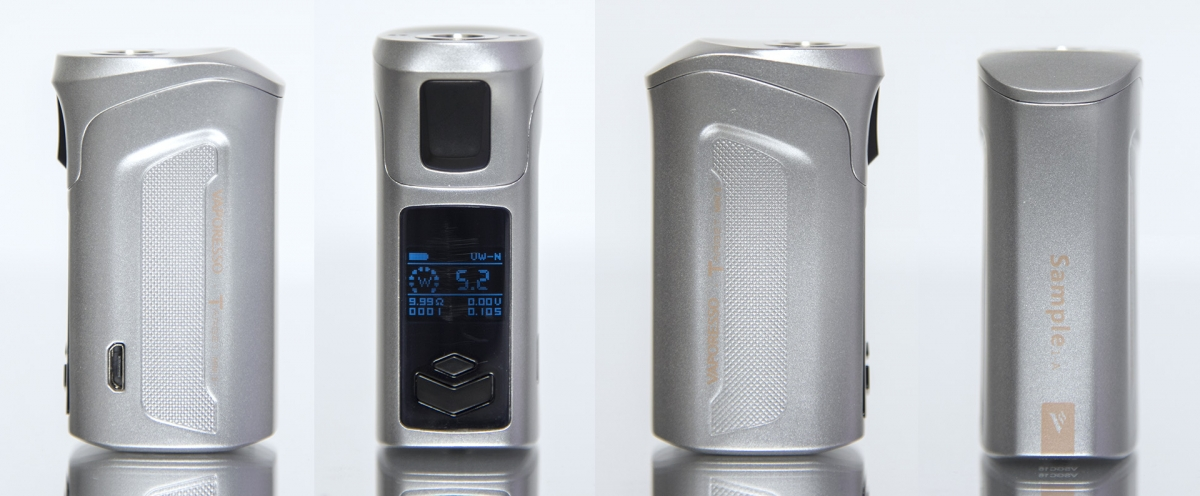 Vaporesso Target mini 2 from all angles