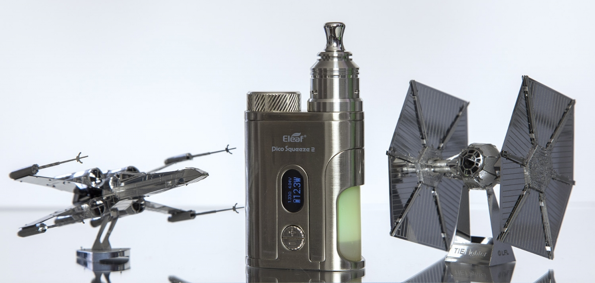 Vapefly Holic - the force is strong with this one!