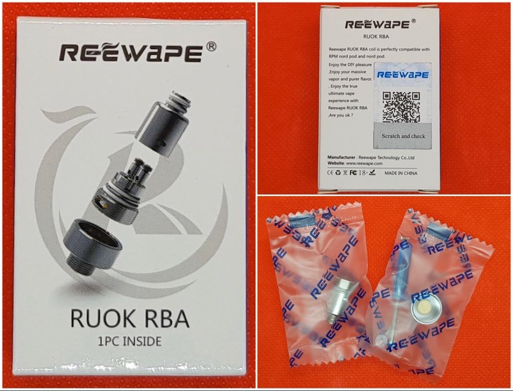 Reewape RUOK Rba unboxing