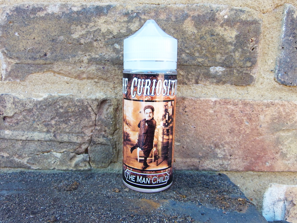 The Curiosities by Can Vape Distro Uk The Man Child