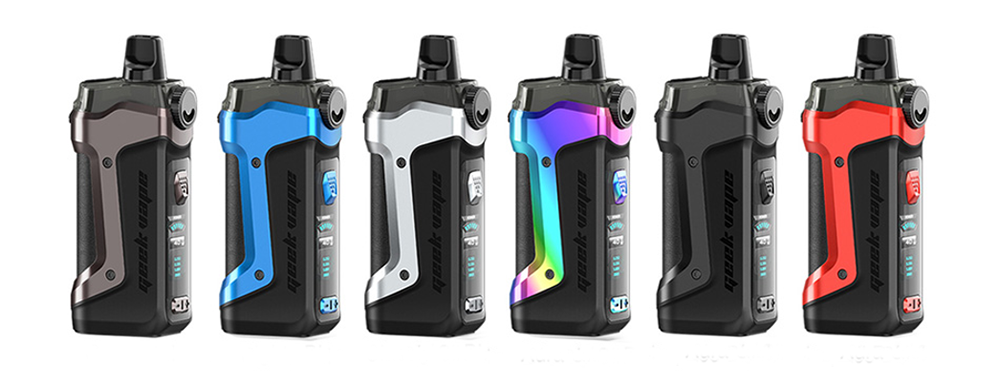 Geekvape Boost Plus 3 in 1 kit Colours