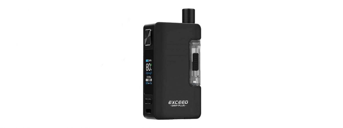 Joyetech Exceed Grip plus in black