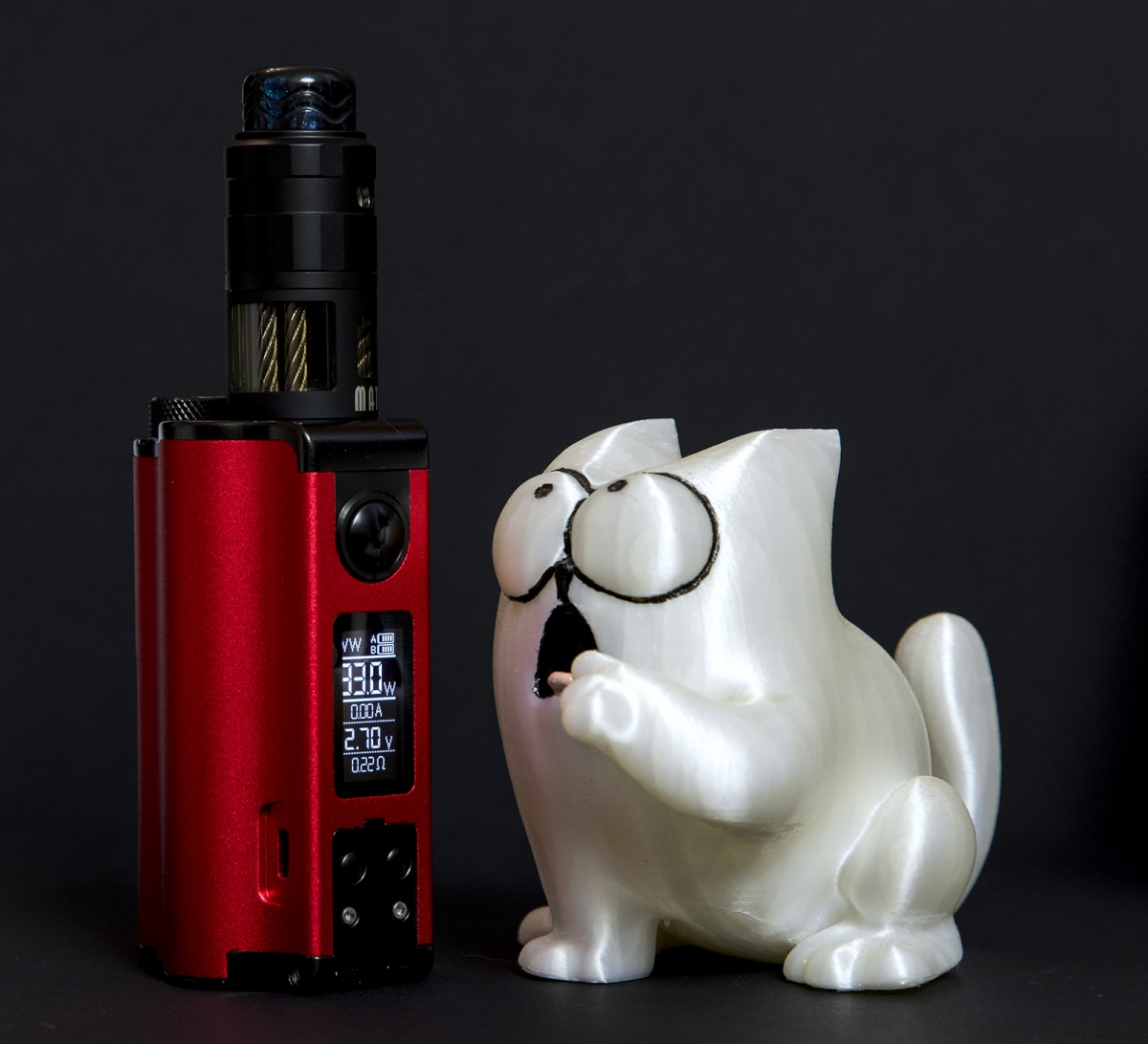 Vandy Vape MATO RDTA the cats whiskers!
