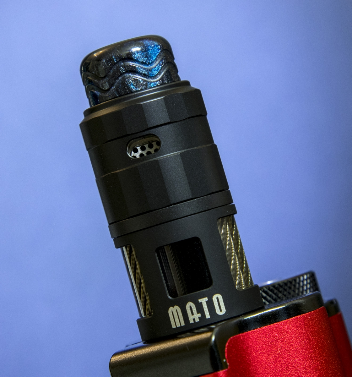 Vandy Vape MATO RDTA close up