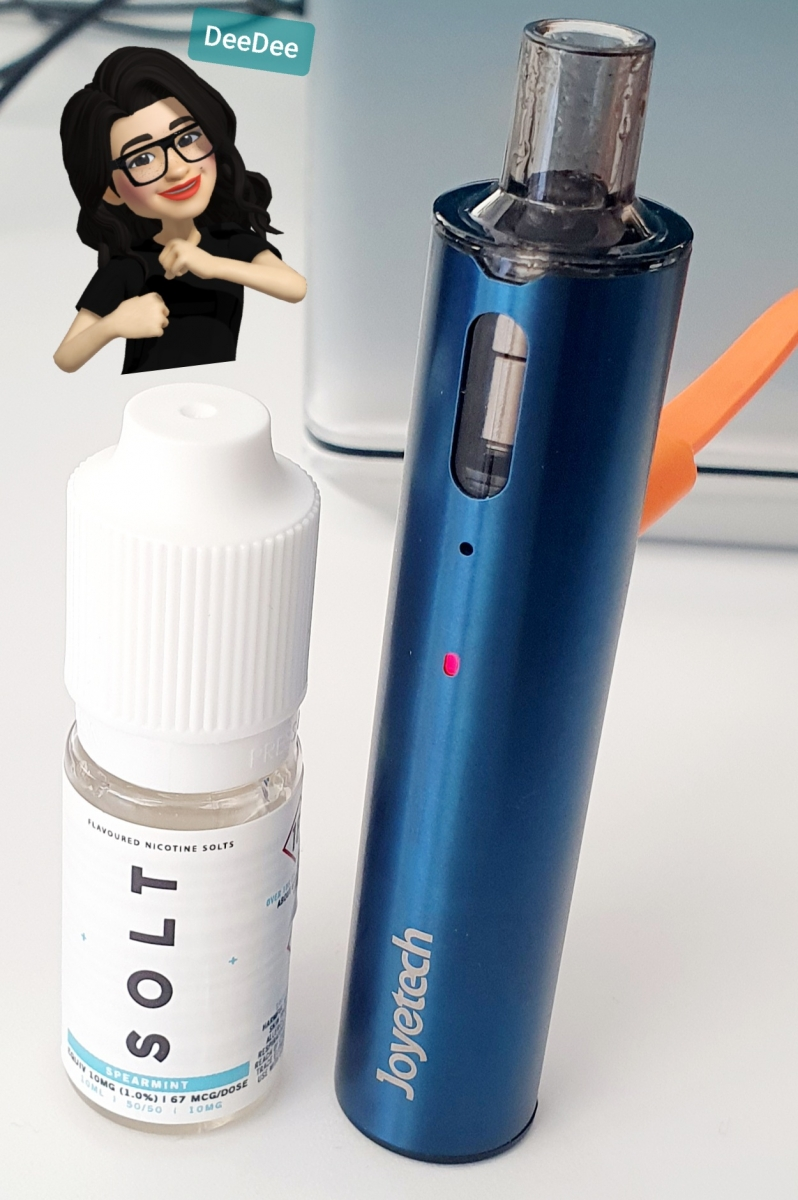 Joyetech Ego Pod Kit feeling Blue