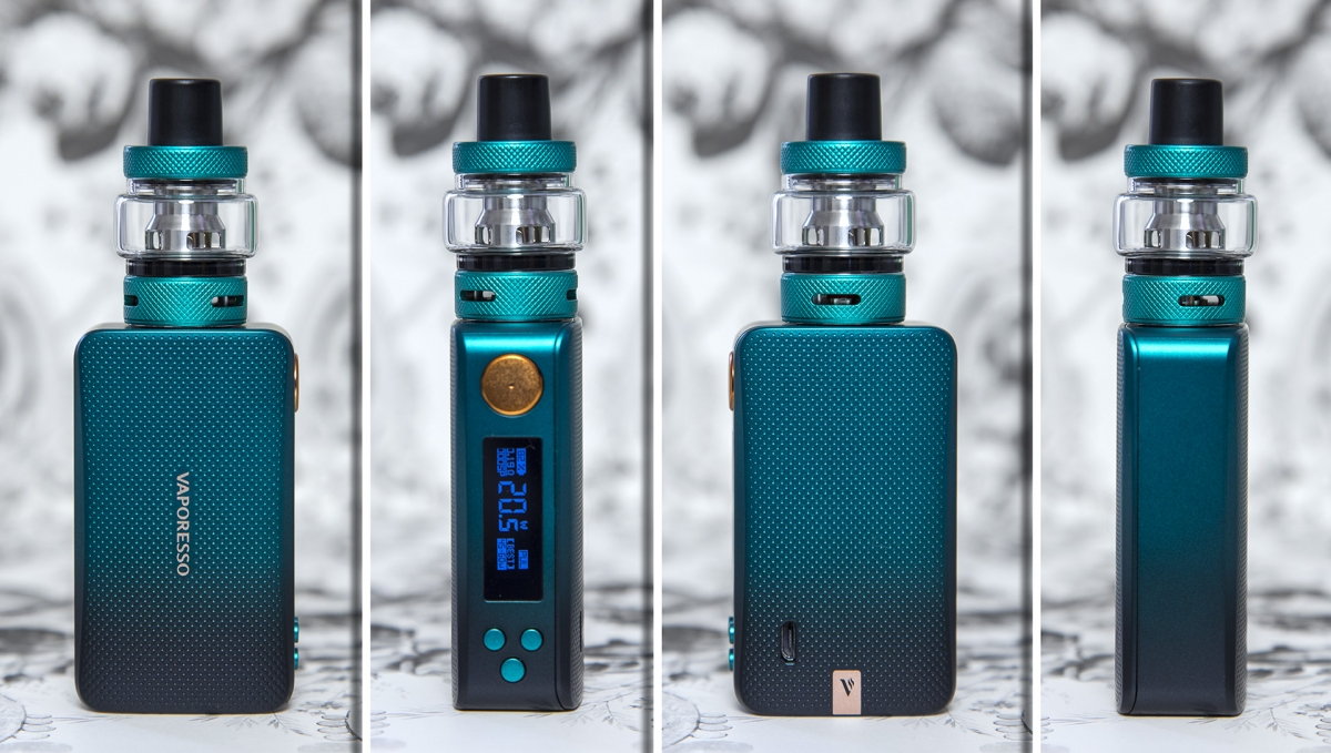 Vaporesso GEN Nano from all sides
