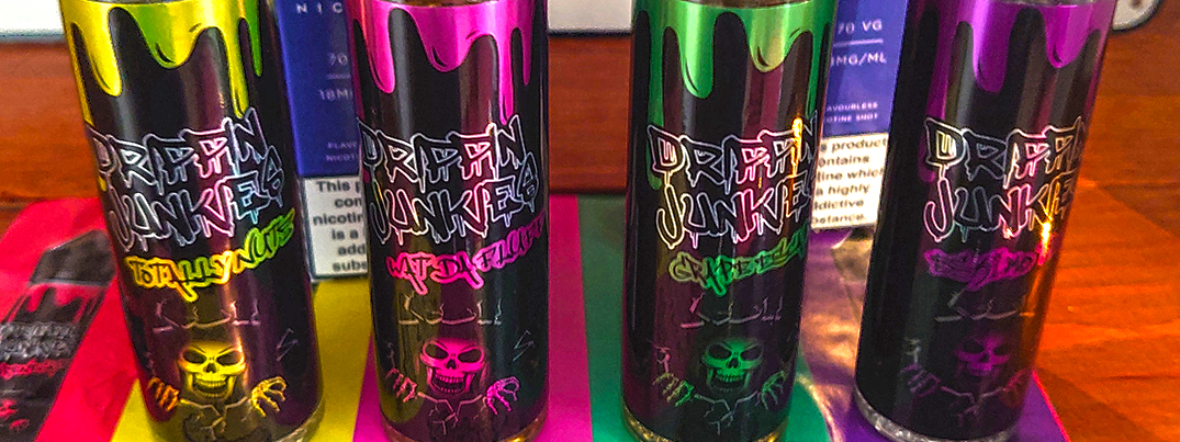 Drippin' Junkies – Original Range