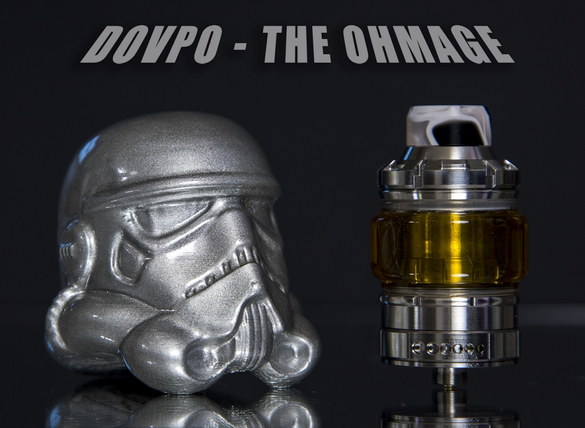 The Ohmage Sub-Ohm Tank by Dovpo feel the force