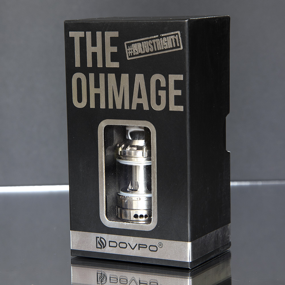 The Ohmage Sub-Ohm Tank by Dovpo