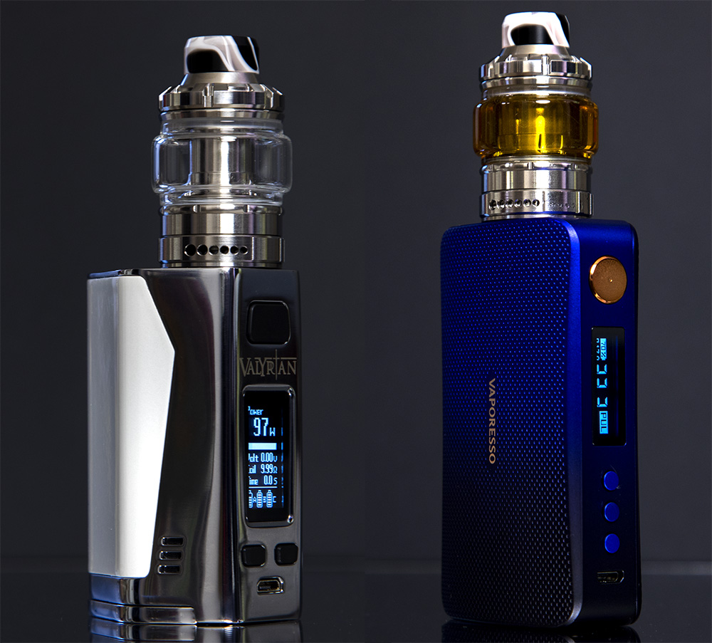 The Ohmage Sub-Ohm Tank by Dovpo on mods
