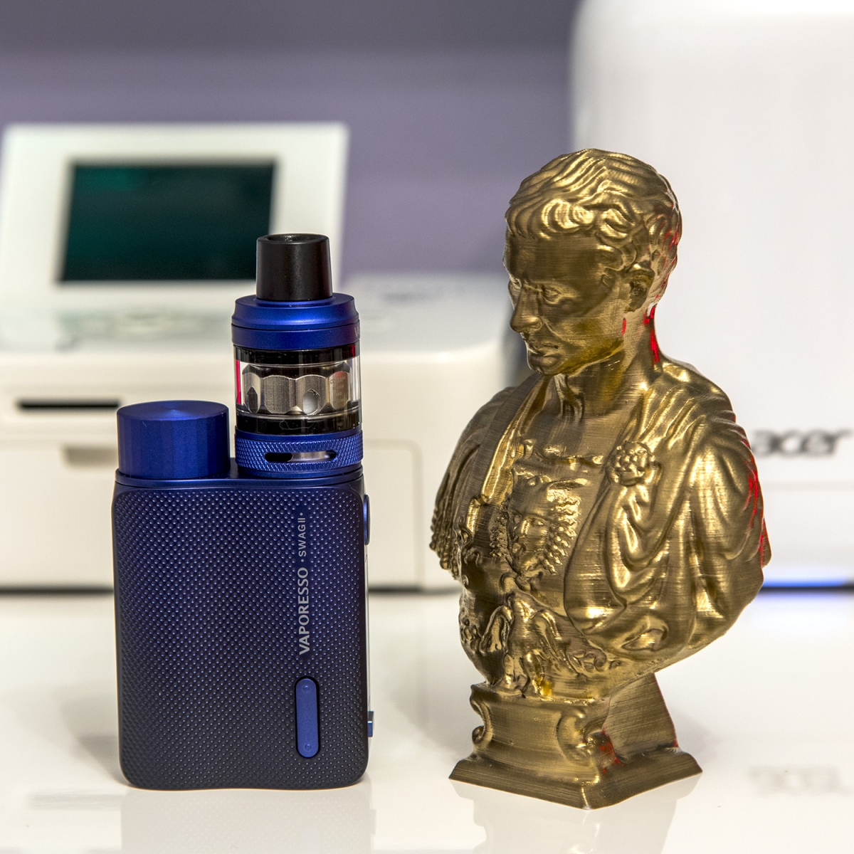 Vaporesso Swag 2 hanging with the masters