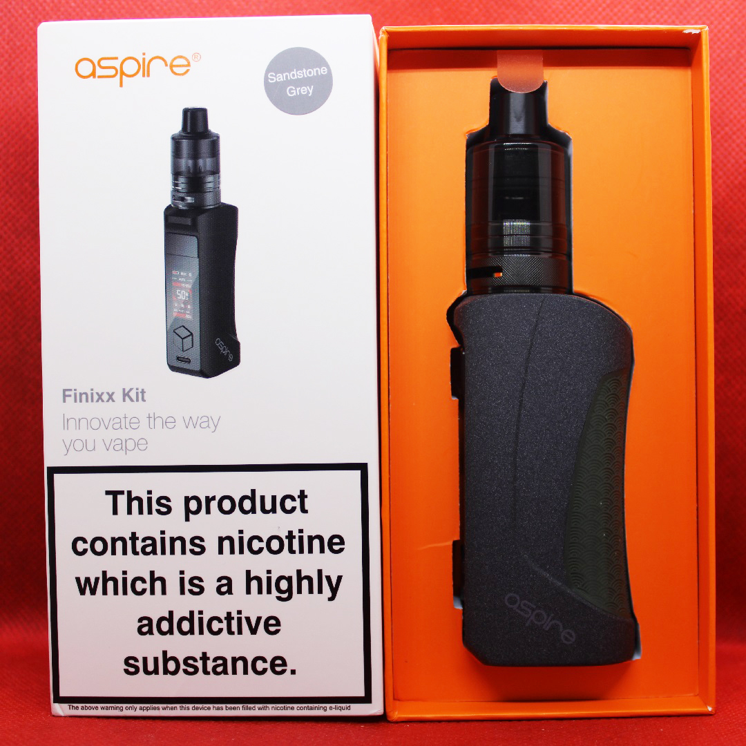 Aspire Finixx Kit boxed