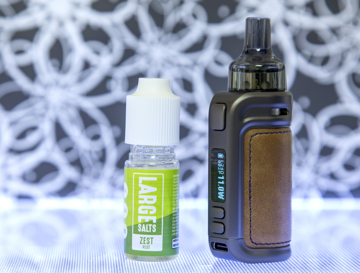 Eleaf iSOLO Air kit tiny winner