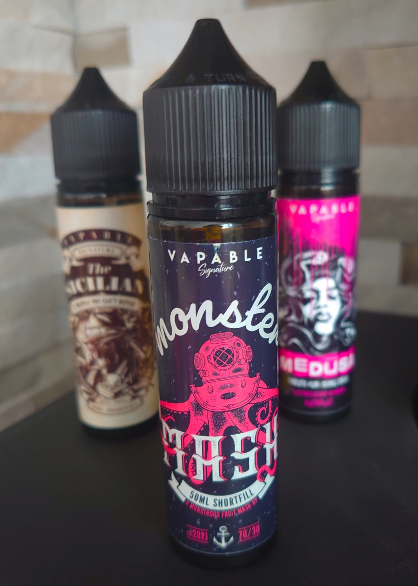 Vapable Signature Range Monster Mash