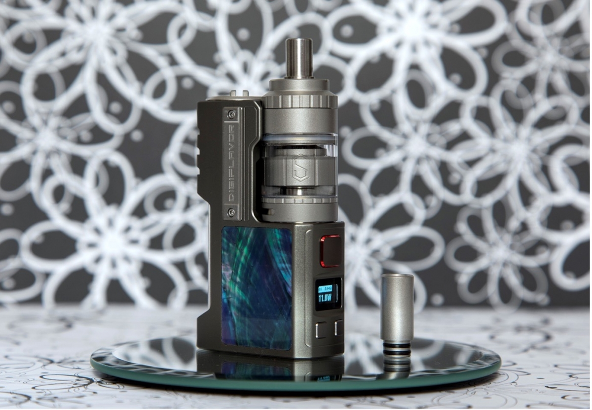 Digiflavor Z1 SBS and Siren3 GTA Kit with drip tip