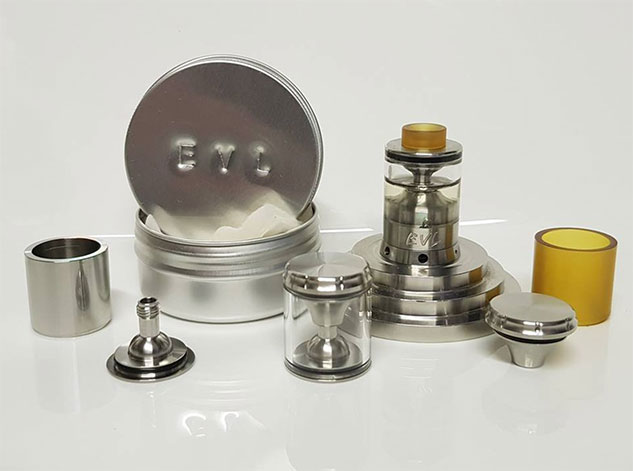 The EVL Reaper V3 Review | Planet of the Vapes