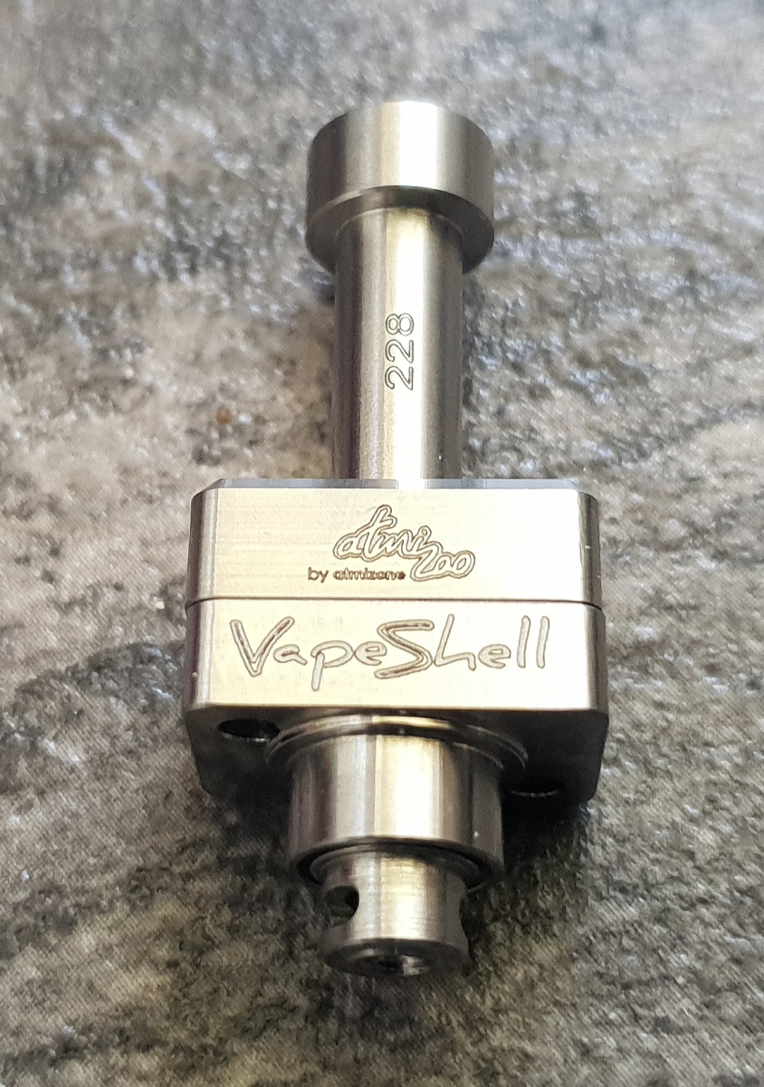 Atmizoo VapeShell by Atmizone Review   Planet of the Vapes