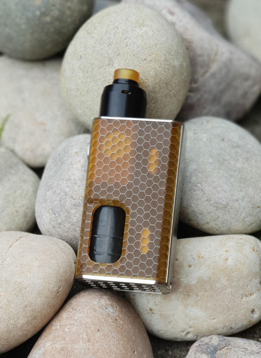 KRMA RDA Review | Planet of the Vapes