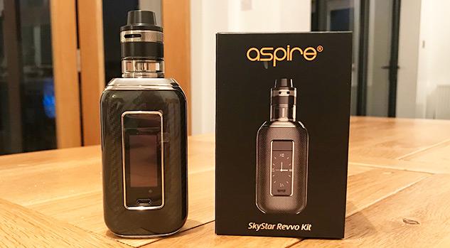 Aspire SkyStar Revvo Kit Review | Planet of the Vapes