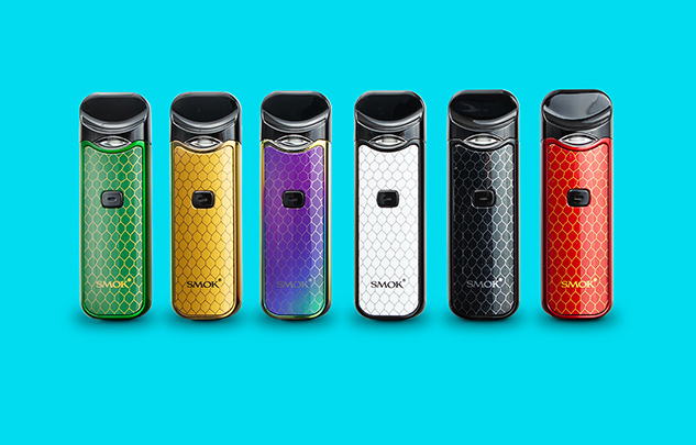 SMOK Nord Kit Review | Planet of the Vapes