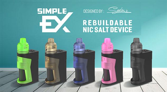 Vandy Vape Simple EX Squonk Kit - Pod Killer! Review