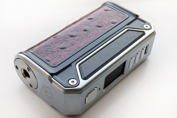 Lost Vape Therion DNA75C Review   Planet of the Vapes