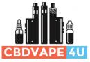 CBD Vape 4U Logo