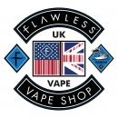 Flawless Vape Shop Logo