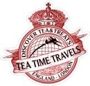 Tea Time Travels Logo