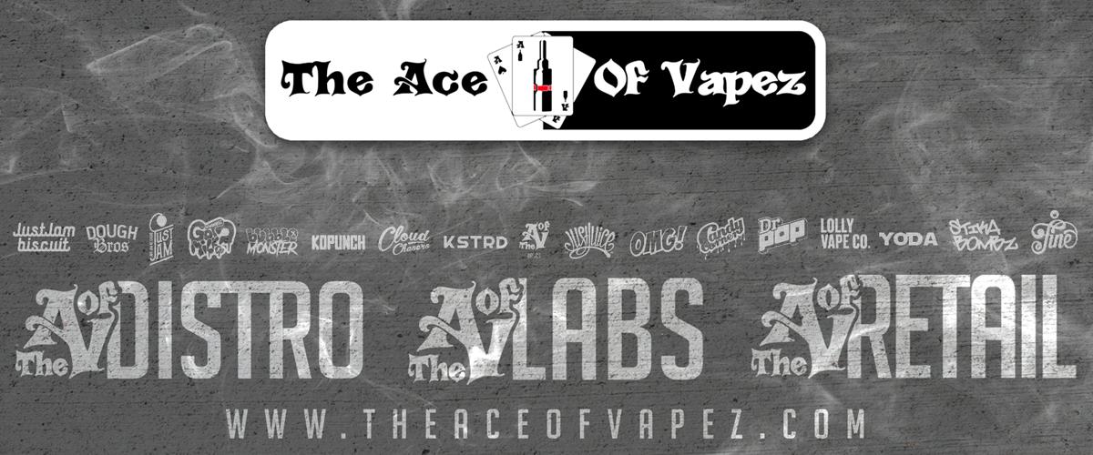 Ace of Vapez Hero Image