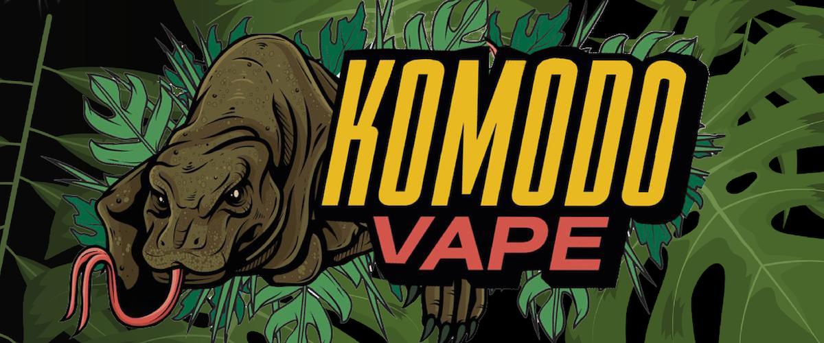 Komodo Vape Hero Image