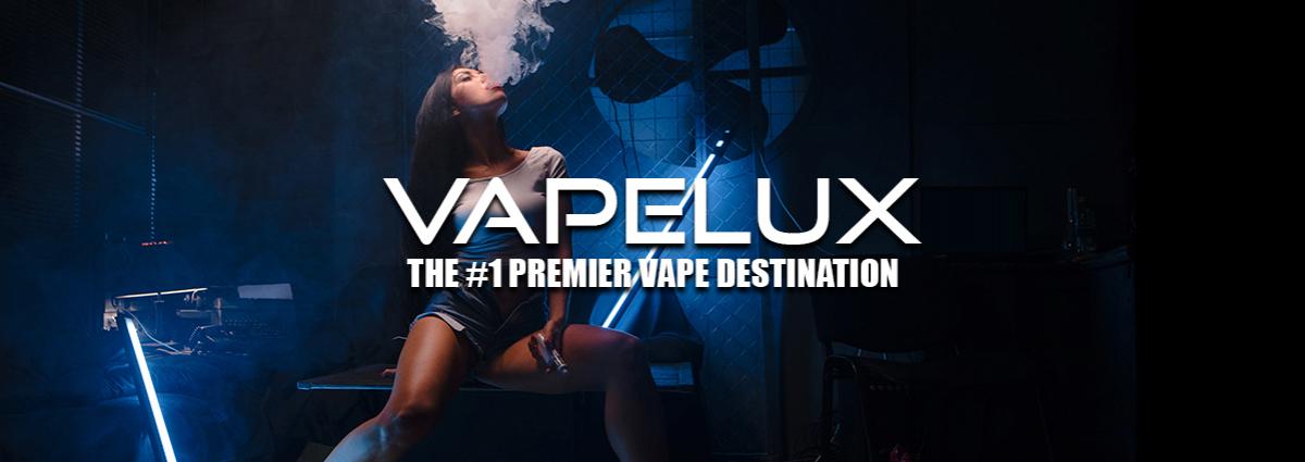 VAPELUX Hero Image