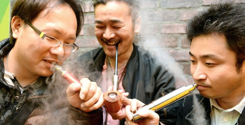 Image result for images of e-cigarettes in japan
