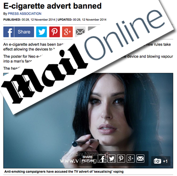 The production and sale of cigarettes should be made illegal