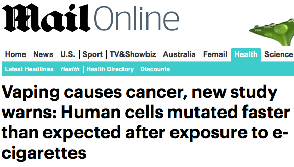 Before you shout at your computer screen and declare that it is impossible  for mice to contract cancer simply from coming into contact with nine  US-based ...
