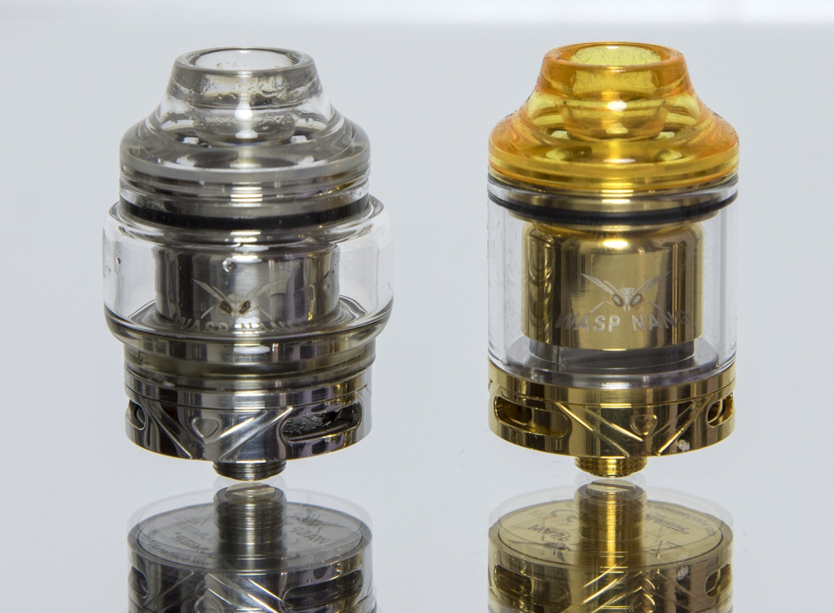 Oumier Wasp Nano RTA colours