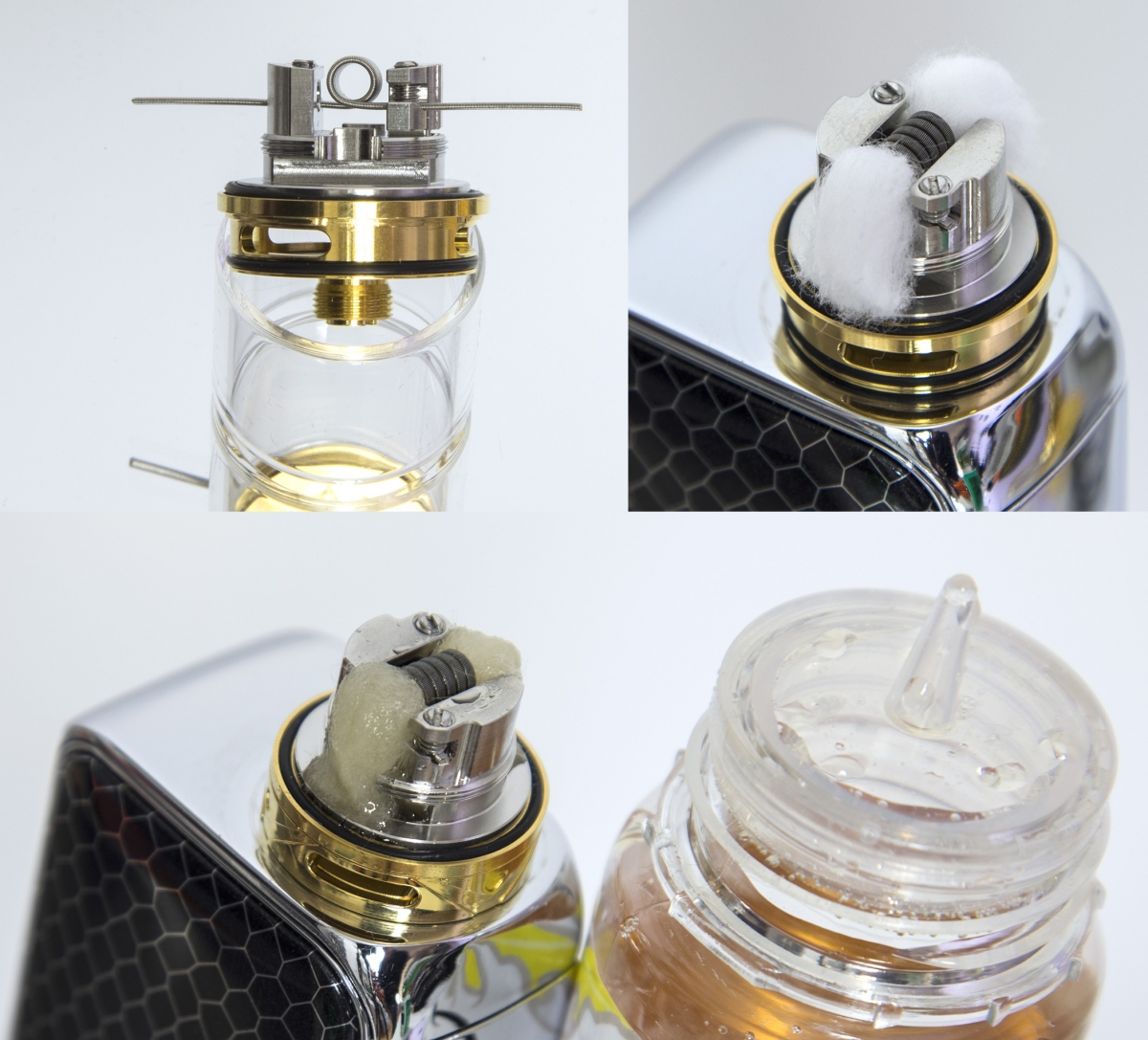 Oumier Wasp Nano RTA wicking
